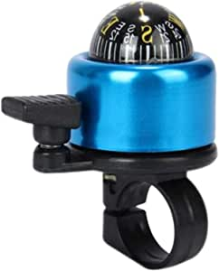 Details about  /Bike Bell Mountain Road Compass Bicycle Bell Bike Alarm Bell Durable Practical