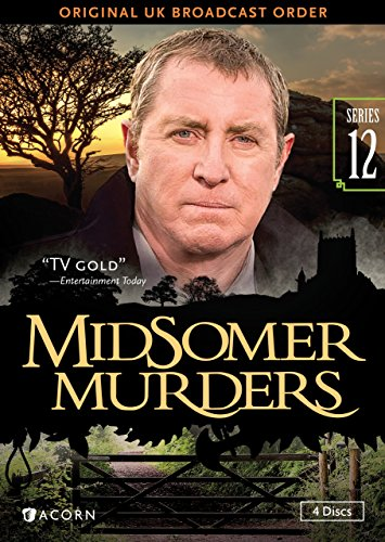 Midsomer Murders, Series 12 (Reissue) (Woman Sleeps With Dead Husband Short Story)