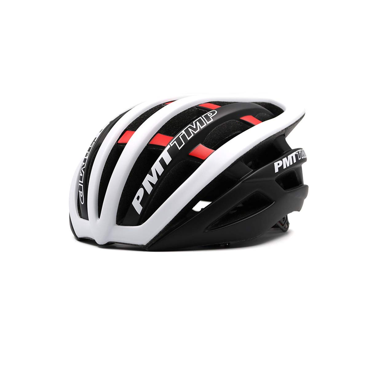 Muziwenju Bicycle Safety Helmet, Traverse H1 2-in-1 Convertible Ski & Snowboard/Bike & Skate Helmet with 10 Vents Latest Style, Practical (Color : White, Size : S(53-55cm))