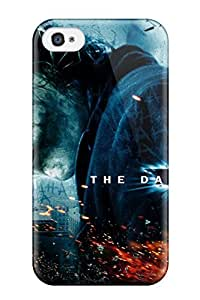 Benailey Scratch-free Phone Case For Iphone 4/4s- Retail Packaging - The Joker
