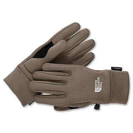 9f641968e Amazon.com: The North Face Power Stretch Glove Weimaraner Brown, L ...