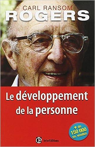 Le développement de la personne - Carl Rogers