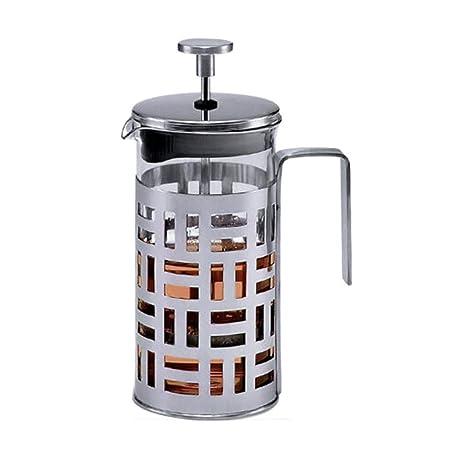 Prensa francesa Cafetera Cafetera Émbolo de café Infusor de té ...