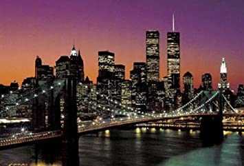 Manhattan New York Photography 366x254cm Giant Wall Mural (AVAILABLE FOR UK  DELIVERY ONLY) Good Looking