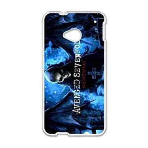 Happy avenged sevenfold nightmare album Phone Case for HTC One M7