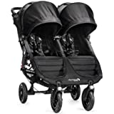 Baby Jogger City Mini GT Double Stroller, Black (Discontinued by Manufacturer)