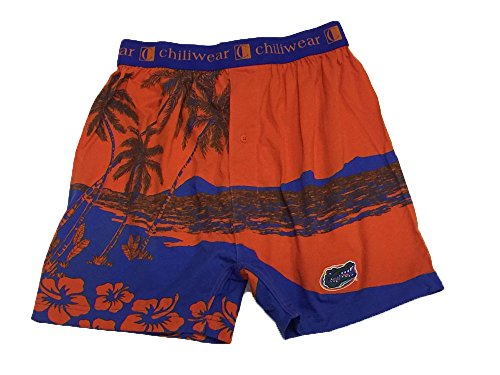 Florida Gators Hawaiian Boxer Shorts ( Size XS (24-26) )