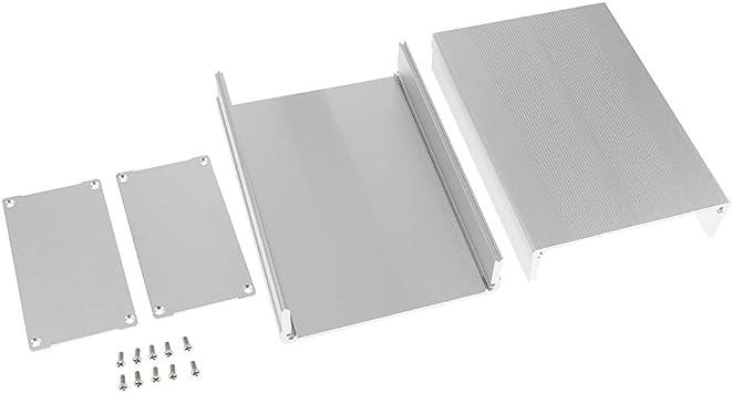 F Fityle Cubierta Tarjeta de circuitos Impresos (Aluminio, poliespan ...