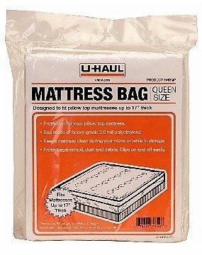 UHaul Queen Pillow Top Mattress Bag Moving & Storage MBQP