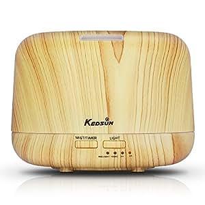 Amazon.com: KEDSUM 300ml Wood Grain Aromatherapy Essential