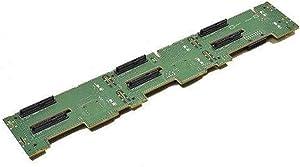 "Dell PowerEdge R710 Server 6 X 3.5"" HDD SAS SATA Backplane Card W814D"