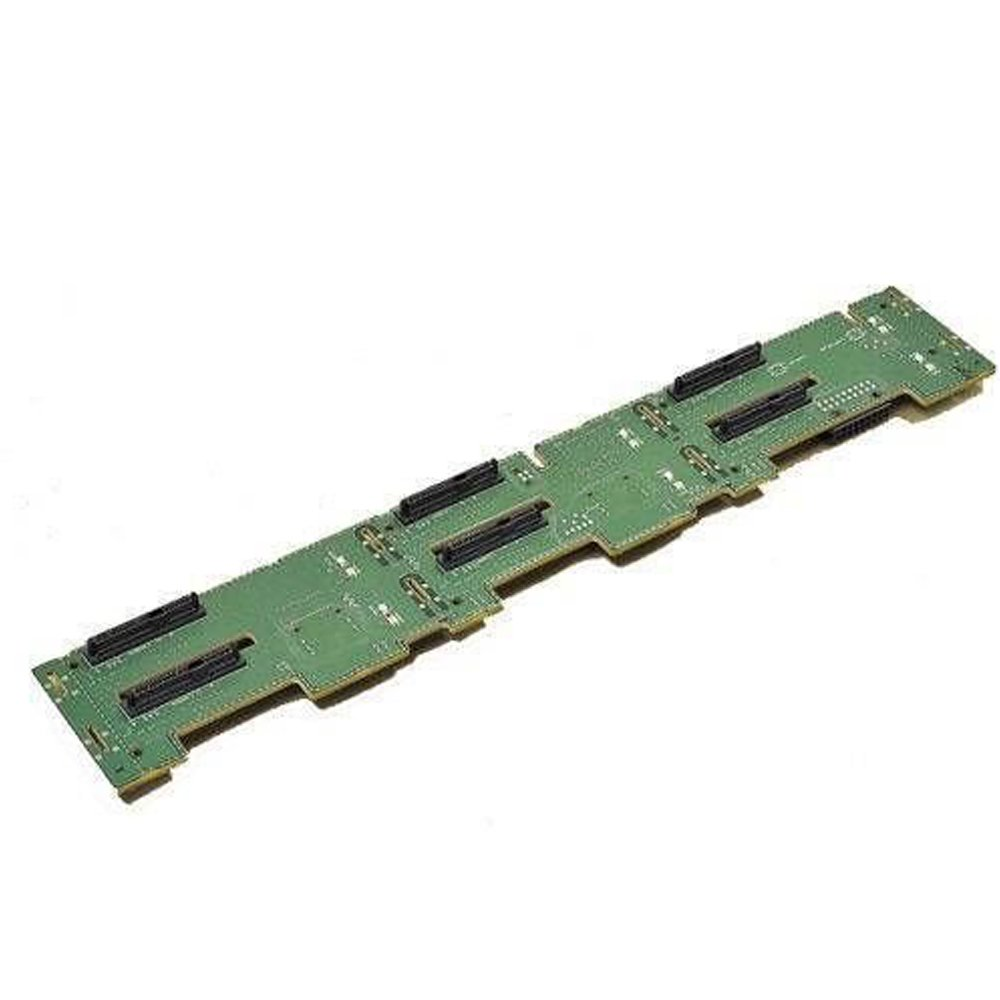 Dell PowerEdge R710 Server 6 X 3.5'' HDD SAS SATA Backplane Card W814D