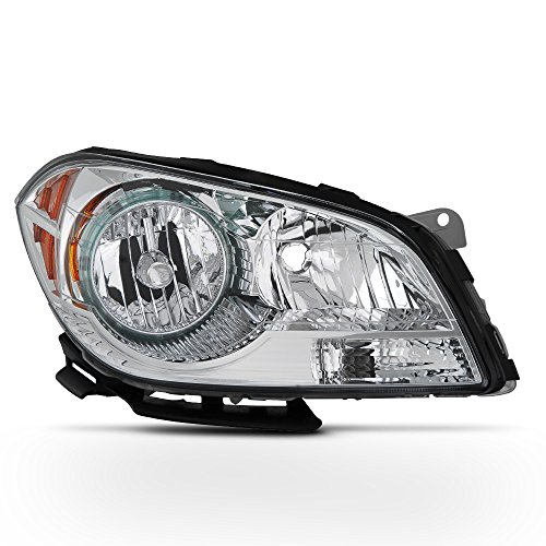 ACANII - For 2008-2012 Chevy Malibu Replacement Headlight Headlamp - Passenger Side Only