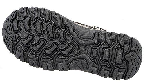 Pink Hiking Trail Dek Black 3 Walking Grey 8 Ladies Boots Sizes to R1q54