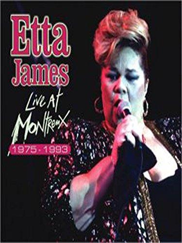 Etta James - Live at Montreux (Semi Blue Movies)