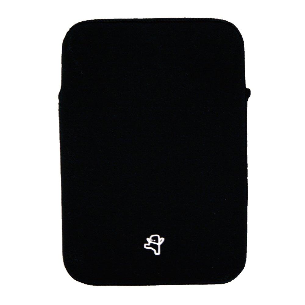 Buhbo Universal Reversible Neoprene Sleeve Cover for Kindles and eReaders, Black Panda by Buhbo (Image #3)