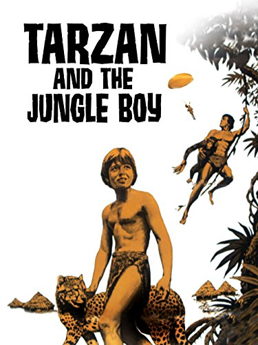 Tarzan And The Jungle Boy Tarzans Jungle