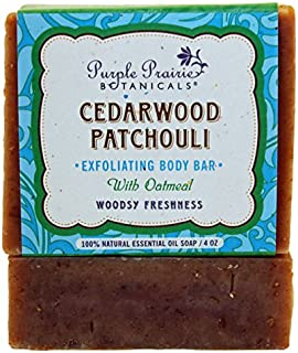 product image for Cedarwood & Patchouli Soap Bar - 3 Pack