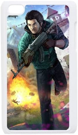 Ipod Touch 4 Case White Far Cry 4 Ajay Ghale Vjt 736596 Amazon Co
