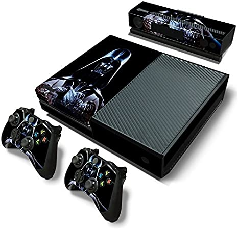 GameCheers XBOX ONE Console and DualShock 4 Controller Skin Set ...