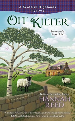 Off Kilter (A Scottish Highlands Mystery Book 1) cover