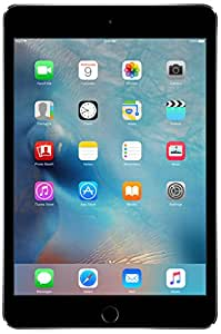 Apple iPad Mini 128GB Wi-Fi - Tablet (Apple, A8, M8, 2048 x 1536 Pixeles, Multi-touch, Capacitiva), Gris
