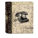 Punch Studio Address Book- #45600 Antique Correspondence by Punch Studio