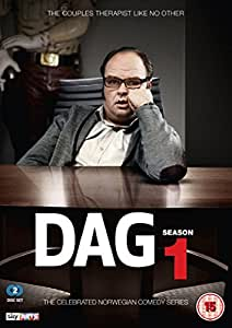 Dag (Season 1) - 2-DVD Set ( Dag - Season One ) [ NON-USA FORMAT, PAL, Reg.2 Import - United Kingdom ]