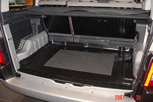 Genaue Passform f/ür das genannte Modell. Kofferraumwanne Laderaumwanne mit Antirutsch passend f/ür das angegebene Fahrzeug ,siehe Artikelbeschreibung