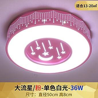 KANG@ Led Decke Leuchte Für Schlafzimmer Wohnzimmer Esszimmer Flur Kreative  Einfache Moderne Kronleuchter,