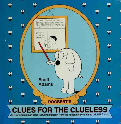 Clues For The Clueless (Dilbert Book 3)