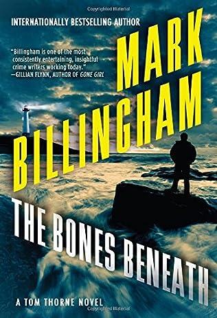 book cover of The Bones Beneath