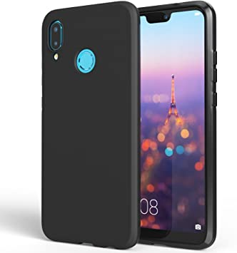 NALIA Funda Compatible con Huawei P20 Lite, Ultra-Fina Protectora ...