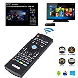Air Mouse, MX3 Pro Air TV Remote Mouse 2.4G LED Backlit Mini Wireless Keyboard Mouse, Infrared Remote Control Learning for Kodi Android Smart TV Box IPTV HTPC Mini PC Pad XBOX Raspberry pi3 and Mac OS