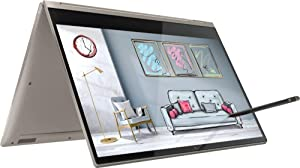 "2019 Lenovo Yoga C930 2-in-1 13.9"" 4K UHD Touch-Screen Laptop - Intel i7, 16GB DDR4, 1TB PCI-e SSD, 2X Thunderbolt 3, Dolby Atmos Audio, Webcam, WiFi, Windows 10, Active Pen, 3 LBS, 0.6"", Mica"