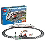 Lego High-Speed Passenger Train, Multi Color