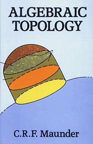 Algebraic Topology (Dover Books on Mathematics)