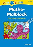 Mathe-Malblock 2. Klasse. Das kleine Einmaleins