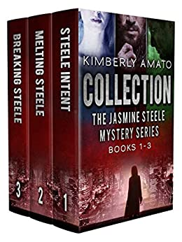 Jasmine Steele Mystery Series Collection Books 1-3 (The Jasmine Steele Series) by [Amato, Kimberly]