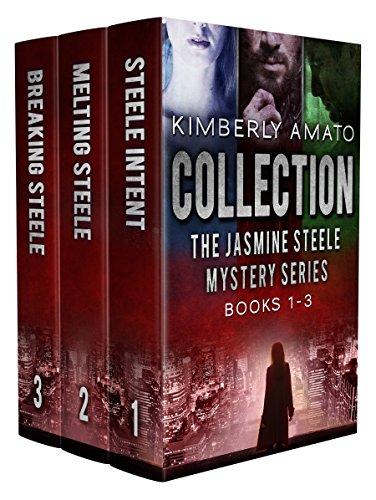 Mix Jasmine - Jasmine Steele Mystery Series Collection Books 1-3 (The Jasmine Steele Series)