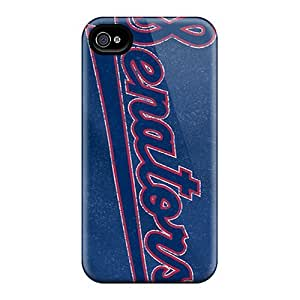 Bernardrmop Iphone 4/4s Well-designed Hard Case Cover Washington Nationals Protector