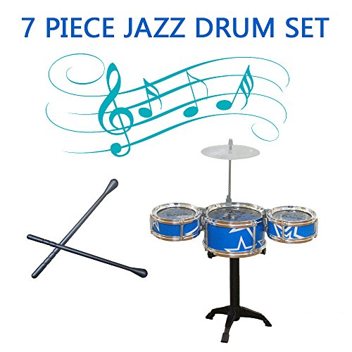 Drum - Kids, Toddler Rock, Jazz and Country Band Mini