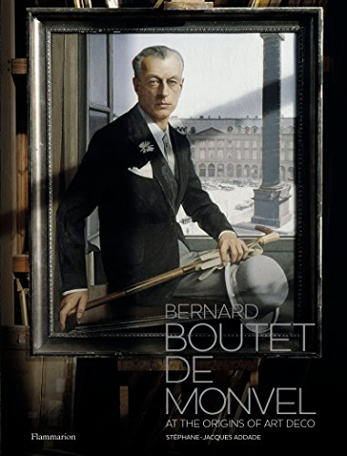 Bernard Boutet de Monvel: At the Origins of Art Deco