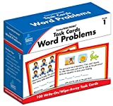 img - for Task Cards: Word Problems, Grade 1 book / textbook / text book