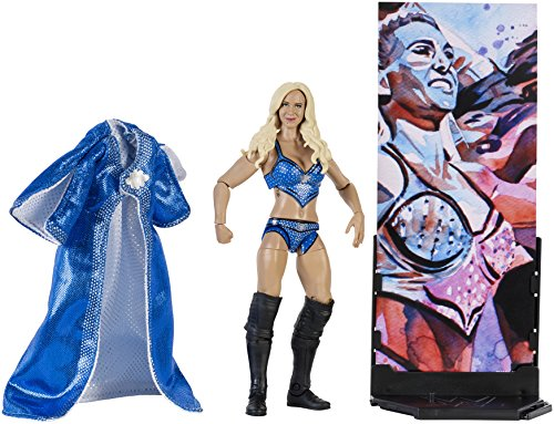 WWE Elite Collection Series # 54 Charlotte Flair Action Figure by WWE