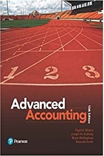 Amazon advanced accounting 12th edition 9780133451863 advanced accounting 13th edition fandeluxe Images