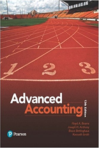 advanced accounting - 9