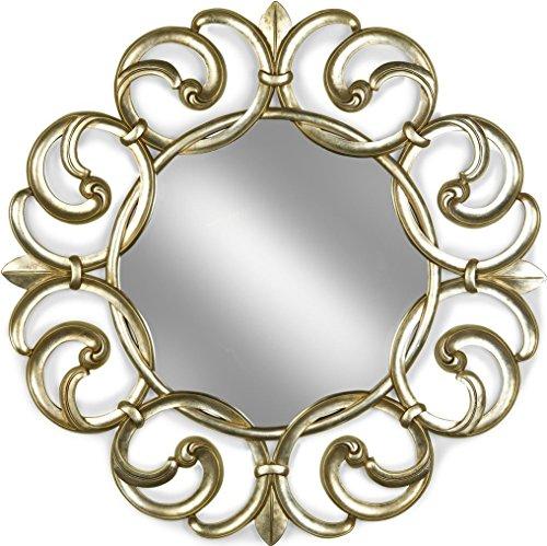 Alden Parkes Wall Mirror HELENE Large Beveled Glass