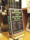 Best Mystery and Suspense Plays of the Modern Theatre, Stanley Richards, 0396063225