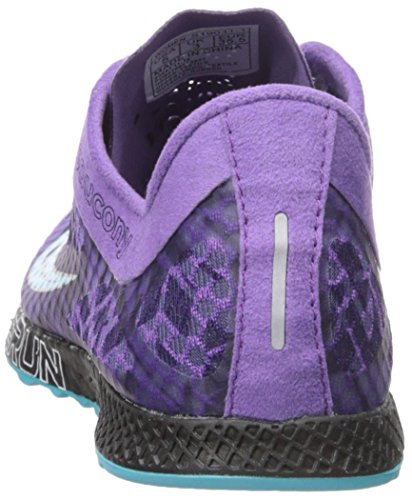 with mastercard online latest cheap online Saucony Women's Endorphin Racer 2 Track Shoe Purple/Teal free shipping real cheap real authentic qrdZqVGX